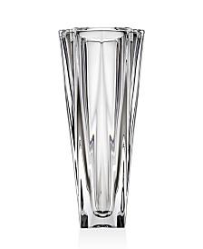 """Godinger Ceska Orion 12"""" Vase"""