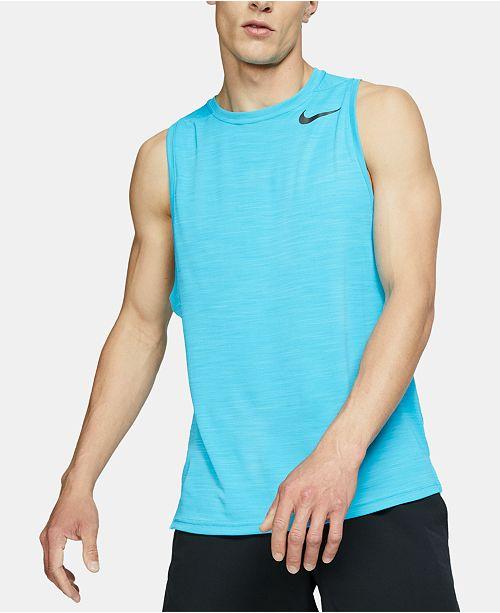 Nike Men's Superset Training Tank Top