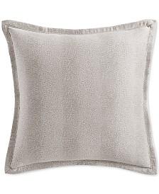 Charter Club Sleep Luxe Cotton 800-Thread Count Printed European Sham, Created for Macy's