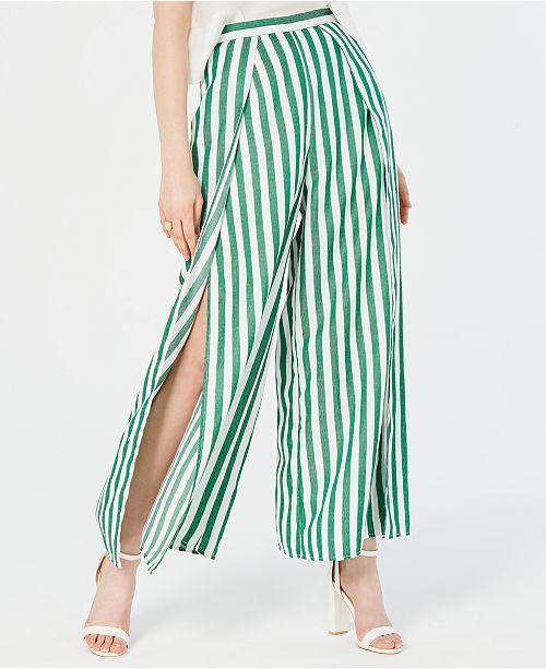 Lucy Paris Indie Striped Pants