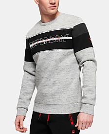 Superdry Men's Logo Graphic Sweatshirt
