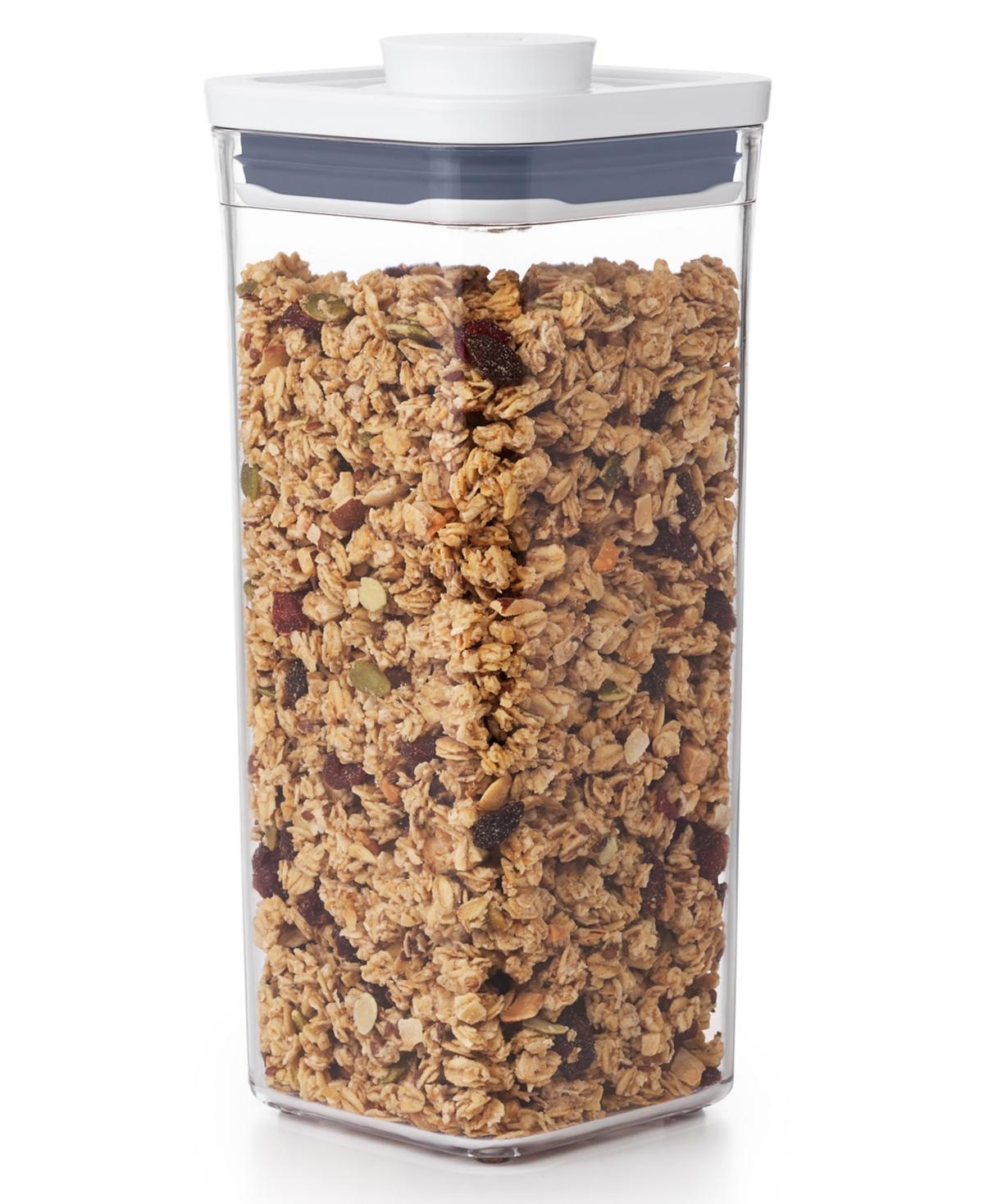 Oxo Pop Small Square Medium Food Storage Container