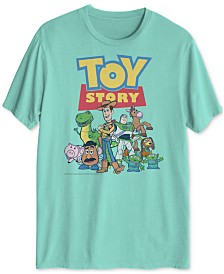 Disney Toy Story Classic Men's Graphic T-Shirt