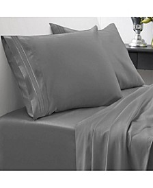 King 4-Pc Sheet Set