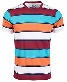 American Rag Men's Statement Striped T-Shirt, Created for Macy's