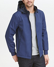 Hooded Rain Jacket