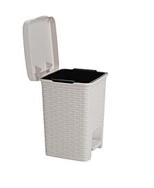 Square Trash Bin