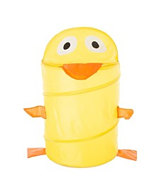 "Trademark Global Everyday Home Kids 26"" Pop Up Hamper - Duck"