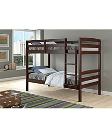 Twin Over Twin Devon Bunk Bed