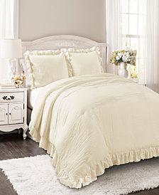 Reyna 3Pc Full/Queen Comforter Set