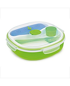2L Lunch Ice Box For Microwave