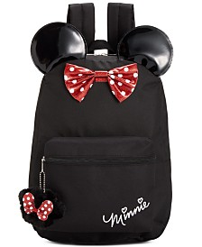 Bioworld Little & Big Girls Minnie Mouse Backpack with Ears