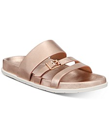 Sloan Waterproof Slide Sandals, Created for Macy's