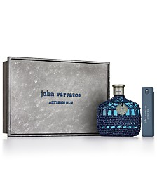 John Varvatos Men's 2-Pc. Artisan Blu Eau de Toilette Gift Set