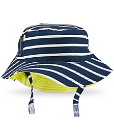 Baby Boys Reversible Hat