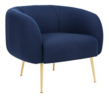 Alena Accent Chair, Quick Ship