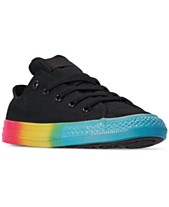 c2e5db46996b Converse Little Girls  Chuck Taylor All Star Ox Casual Sneakers from Finish  Line