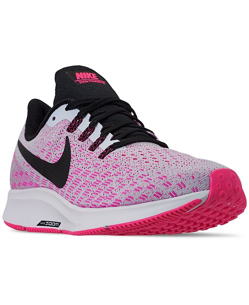 timeless design b8a0d d2fa6 Women's Air Zoom Pegasus 35 Running Sneakers from Finish Line