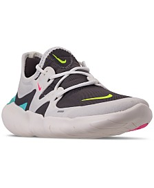Nike Women's Free Run 5.0 Running Sneakers from Finish Line