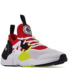 Nike Men's Huarache E.D.G.E. TXT Running Sneakers from Finish Line
