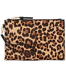 I.N.C. Glam Party Wristlet Clutch, Created for Macy's