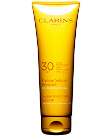 Clarins Sunscreen Care Cream SPF 30, 4.4 oz