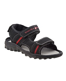 Every Step Open Toe Sandals