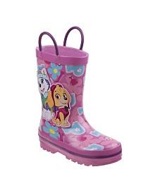 Nickelodeon Paw Patrol's Every Step Rain Boots
