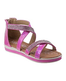 Every Step Open Toe Dressy Sandals