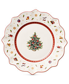Villeroy & Boch Toy's Delight White Salad Plate