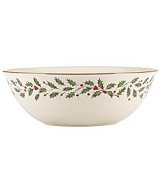 Holiday Large Bowl