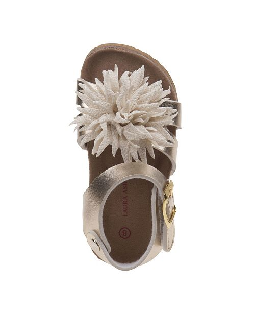 Laura Ashley Every Step Flower Lining Sandals
