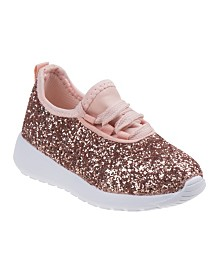 Laura Ashley's Every Step Glitter Sneakers