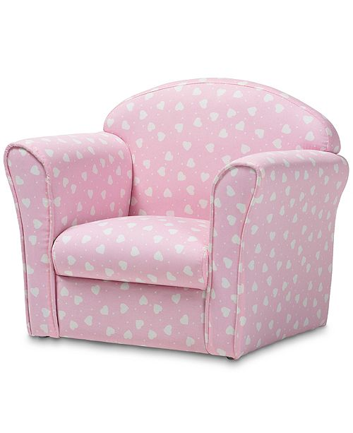 Furniture Erica Kid's Armchair, Quick Ship
