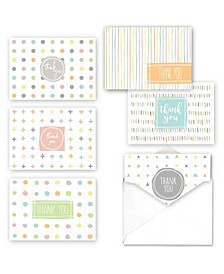 Simply Shapes Note Cards Assortment