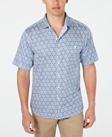 Tommy Bahama Men's Medici Medallion Shirt