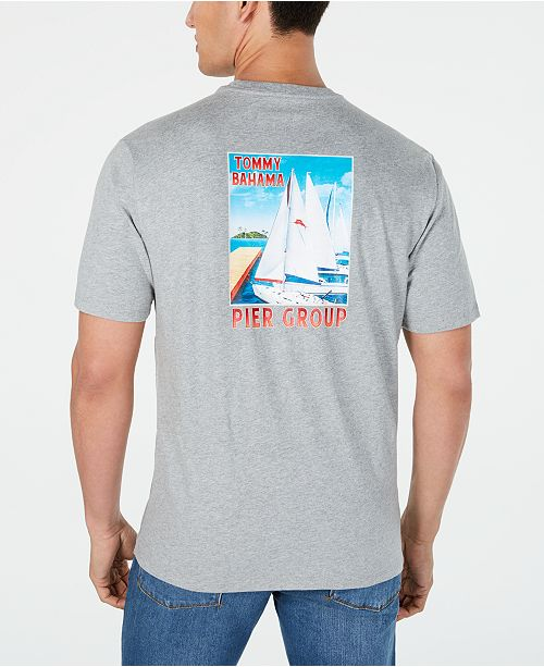 Tommy Bahama Men's Pier Group T-Shirt