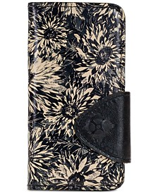 Patricia Nash Alessandria Printed Leather iPhone 8 Case