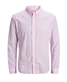 Men's Essential Linen Summer Shirt