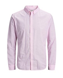 Jack & Jones Men's Essential Linen Summer Shirt