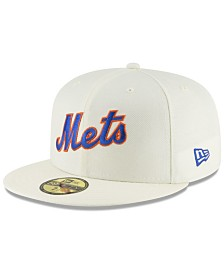 New Era New York Mets Vintage World Series Patch 59FIFTY Cap