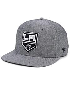 Los Angeles Kings Chambray Emblem Snapback Cap