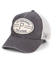 buy online bf22e ab34e  47 Brand Pittsburgh Pirates Hudson Patch Trucker MVP Cap.