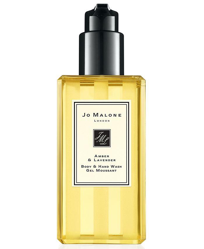 Jo Malone London - Amber & Lavender Body & Hand Wash, 8.5-oz.
