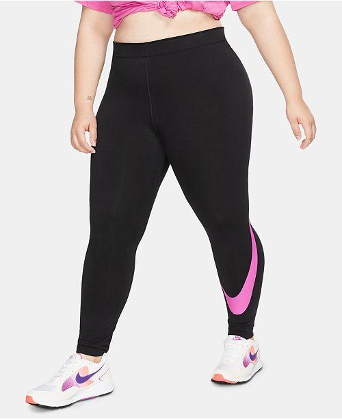 Nike Plus Size Leg A See Leggings