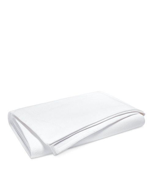 Lauren Ralph Lauren Willa Full/Queen Basket-Weave Bed Blanket