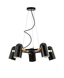 """Eugenio 24.5"""" Adjustable LED Pendant"""