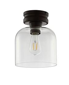 "Domenic 7.75"" LED Flush Mount"