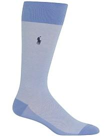 Polo Ralph Lauren Men's Logo Graphic Socks
