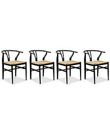 Stella Side Chair, 4-Pc. Set (4 Side Chairs)